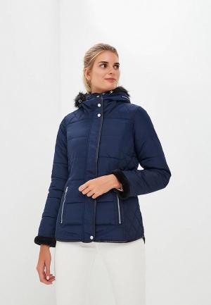 Куртка утепленная Regatta. Цвет: синий