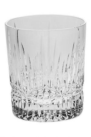 Стакан для виски 300 мл 6 шт CRYSTAL BOHEMIA. Цвет: прозрачный
