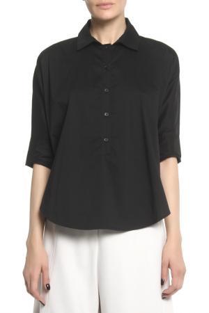 Рубашка Liviana Conti. Цвет: черный
