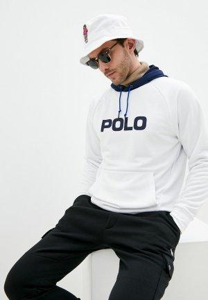 Худи Polo Ralph Lauren. Цвет: белый