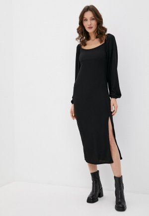 Платье Missguided. Цвет: черный