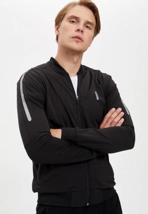 Олимпийка DeFacto. Цвет: черный