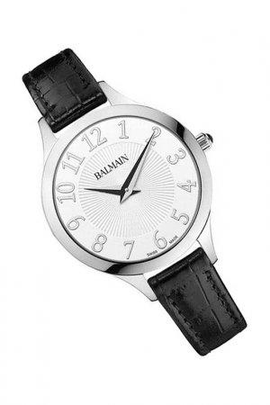 Наручные часы BALMAIN. Цвет: черный