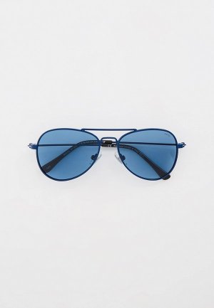 Очки солнцезащитные Invu. Цвет: синий