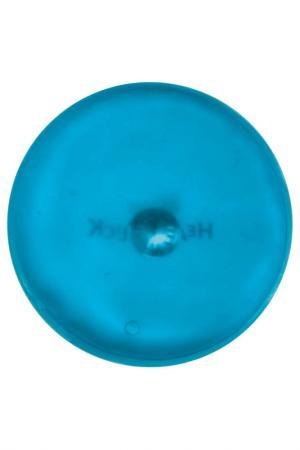 Грелка солевая, 10х10 см BRADEX. Цвет: голубой