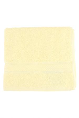 Полотенце махровое, 50х85 см BRIELLE. Цвет: желтый
