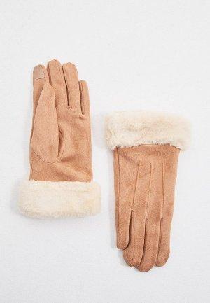 Перчатки Liu Jo. Цвет: коричневый