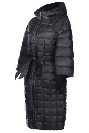 Пальто ODRI Mio. Цвет: черный