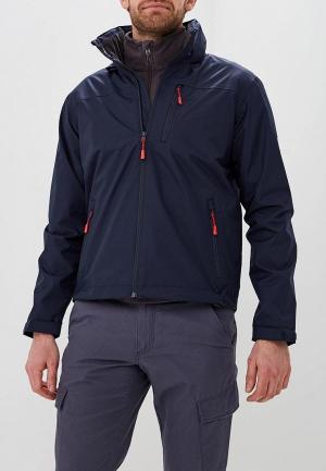 Куртка утепленная Helly Hansen. Цвет: синий
