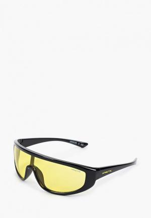 Очки солнцезащитные Arnette. Цвет: желтый