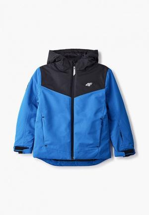 Куртка горнолыжная 4F. Цвет: синий
