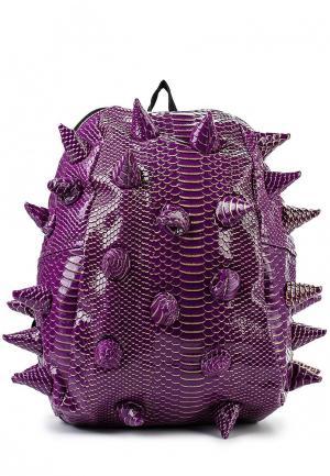 Рюкзак MadPax. Цвет: фиолетовый