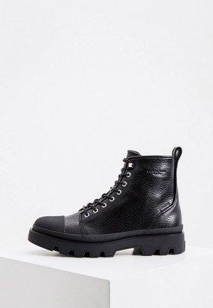 Ботинки Michael Kors. Цвет: черный