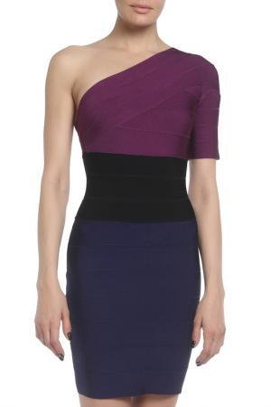 Платье Braude. Цвет: мультицвет