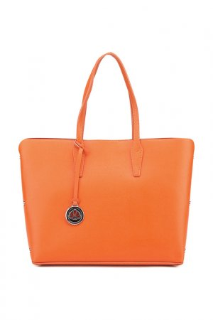 Cумка Di Gregorio. Цвет: оранжевый