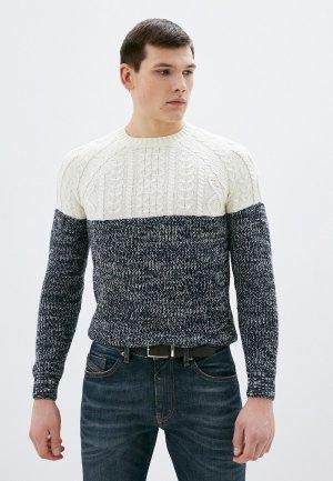 Пуловер Old Seams. Цвет: черный