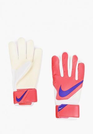 Перчатки вратарские Nike. Цвет: розовый