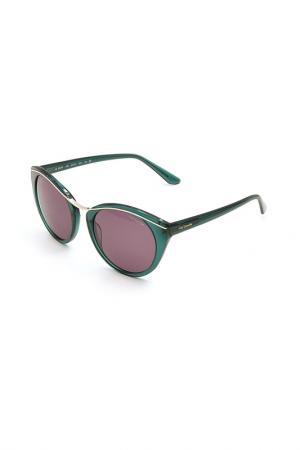 Очки солнцезащитные GUY LAROCHE. Цвет: 549 зеленый
