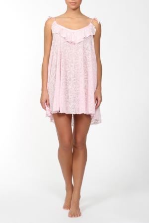 Сорочка Balancelle. Цвет: розовый