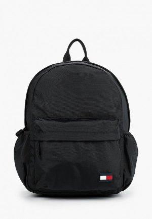 Рюкзак Tommy Hilfiger. Цвет: черный
