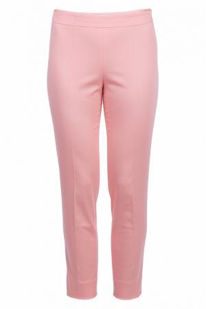 Брюки EMILIO PUCCI. Цвет: розовый
