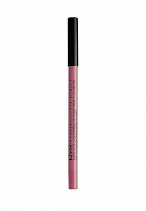 Карандаш для губ Nyx Professional Makeup. Цвет: розовый