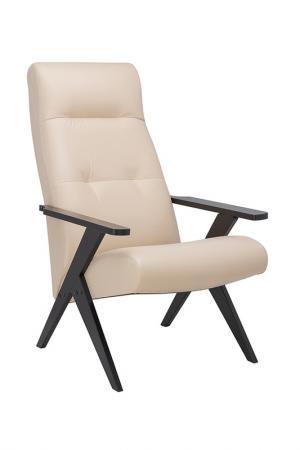 Кресло для отдыха LESET. Цвет: черный