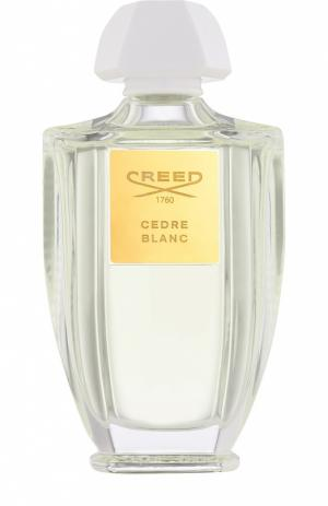 Туалетная вода Cedre Blanc Creed. Цвет: бесцветный