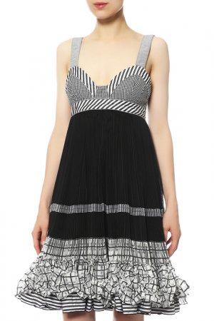 Платье Isola Marras. Цвет: черный
