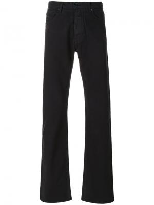 Расклешенные джинсы Armani Jeans. Цвет: синий