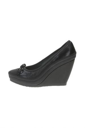 Туфли LOGAN. Цвет: черный