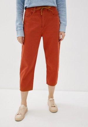 Бриджи Levis® Made & Crafted™ Levi's®. Цвет: оранжевый
