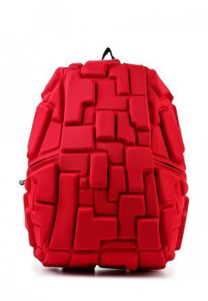 Рюкзак MadPax. Цвет: красный
