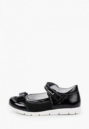 Туфли Bottilini. Цвет: черный