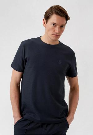 Пижама Burton Menswear London. Цвет: синий