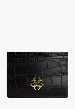 Визитница Golden Concept. Цвет: черный