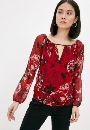 Блуза Patrizia Pepe. Цвет: красный