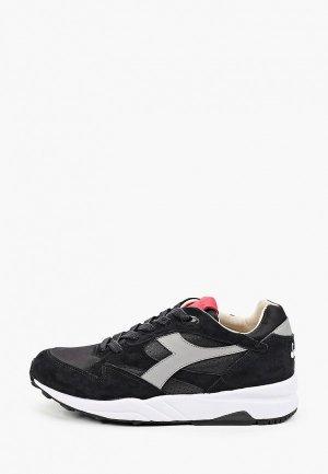 Кроссовки Diadora. Цвет: черный