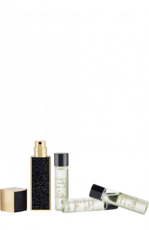 Набор для путешествия парфюмерная вода Voulez-Vous Coucher Avec Moi Kilian. Цвет: бесцветный