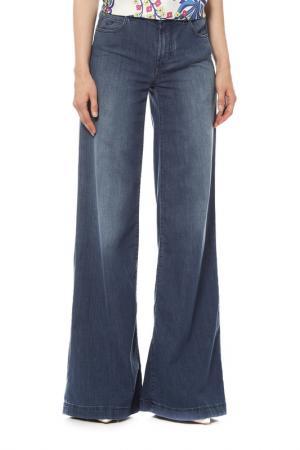 Комплект: джинсы, платок JACOB COHEN. Цвет: мультицвет