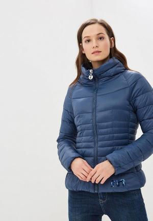 Куртка утепленная Met. Цвет: синий