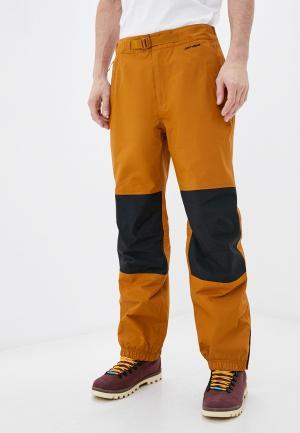 Брюки горнолыжные The North Face. Цвет: коричневый