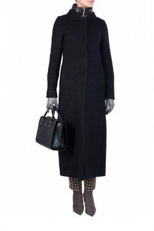 Пальто HERNO. Цвет: черный