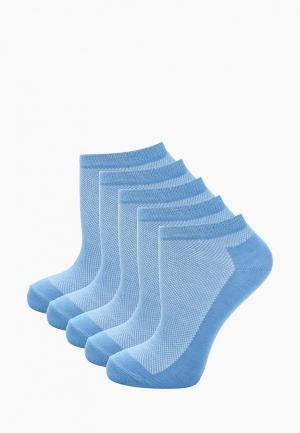 Комплект Alla Buone. Цвет: голубой