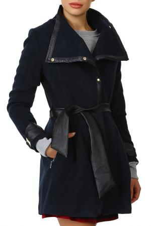 Coat DEWBERRY. Цвет: dark blue