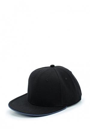 Бейсболка Lacoste. Цвет: черный
