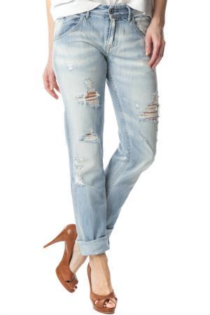 Jeans MELTINPOT MELTIN'POT. Цвет: синий
