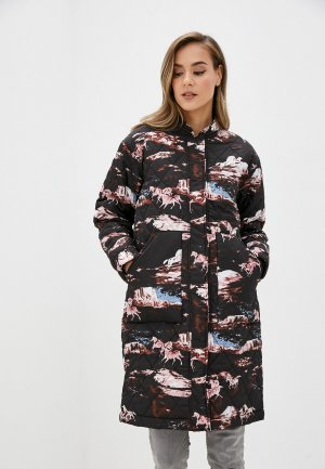 Куртка утепленная Ichi. Цвет: черный