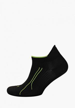 Носки PUMA. Цвет: черный
