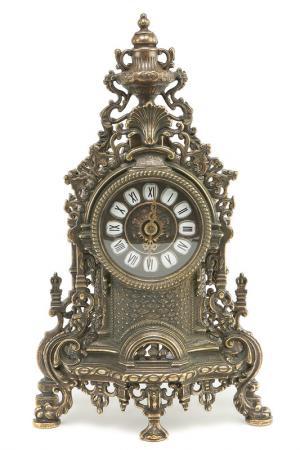 Часы Stilars. Цвет: бронзовый